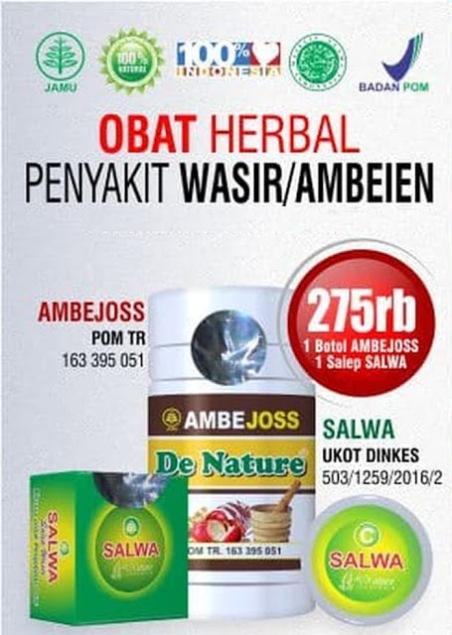 ambeclear obat wasir